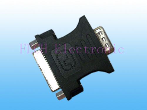 DVI(24+5)F TO VGA HDB15M