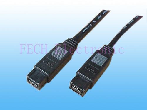 IEEE 1394b 9P/M TO 9P/M