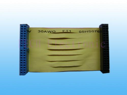 ATA 100/133 Flat Cable ATA Connector*2