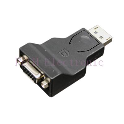 DisplayPort M TO VGA F  Adapter