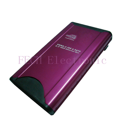 High-speed external storage system for 2.5