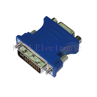 DVI(24+5)M TO VGA HDB15F