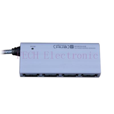 USB 2.0 HUB 4PORT W/O Power