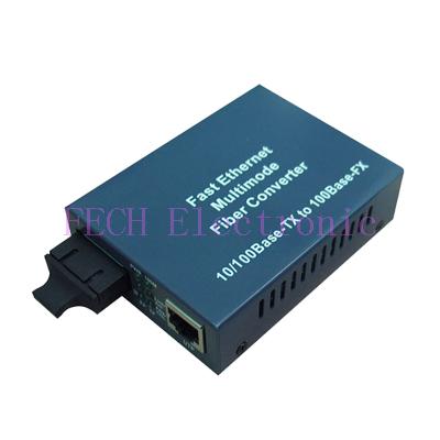 SC SM 10/100/ Media Converter