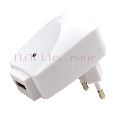 Power Charger w/USB