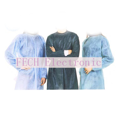 Nonwoven Isolation Gown, Protective Gown